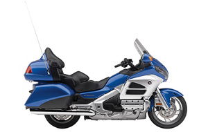 Honda Goldwing 2012